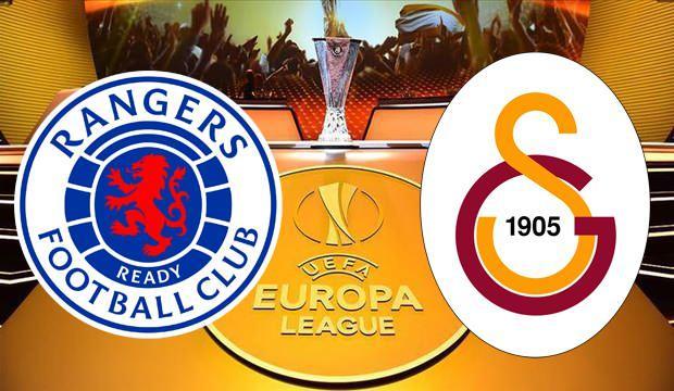 Glasgow Rangers Galatasaray maçı canlı izle | UEFA Avrupa Ligi play off mücadelesi canlı skor!