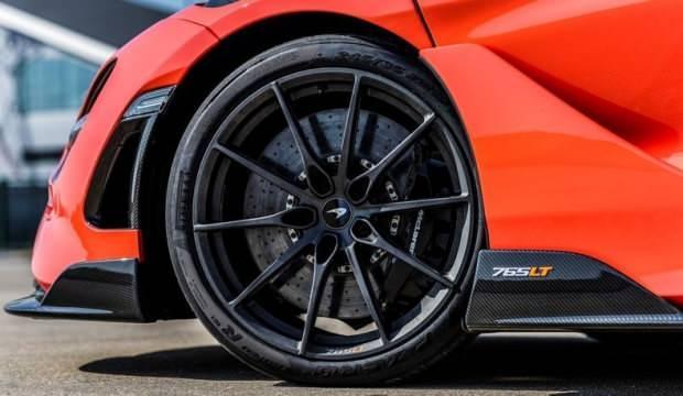 Pirelli McLaren'e İzmit'te lastik üretecek