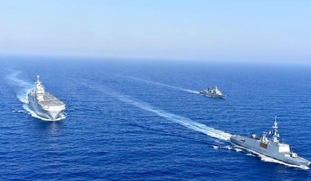 Son dakika: Doğu Akdeniz'de yeni NAVTEX