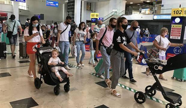 Turizm verileri açıklandı! İşte turist sayısı ve en çok turistin geldiği ülke