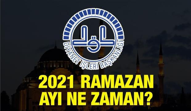 2021 Ramazan Ayi Ne Zaman Baslayacak Diyanet Isleri Baskanligi Yeni Yil Icin Takvimi Yayinladi Yasam Haberleri