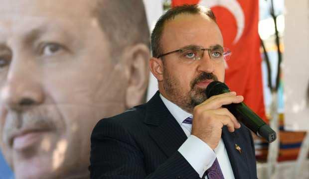 AK Parti'li Turan'dan Gelecek ve Deva Partisi'ne sert sözler