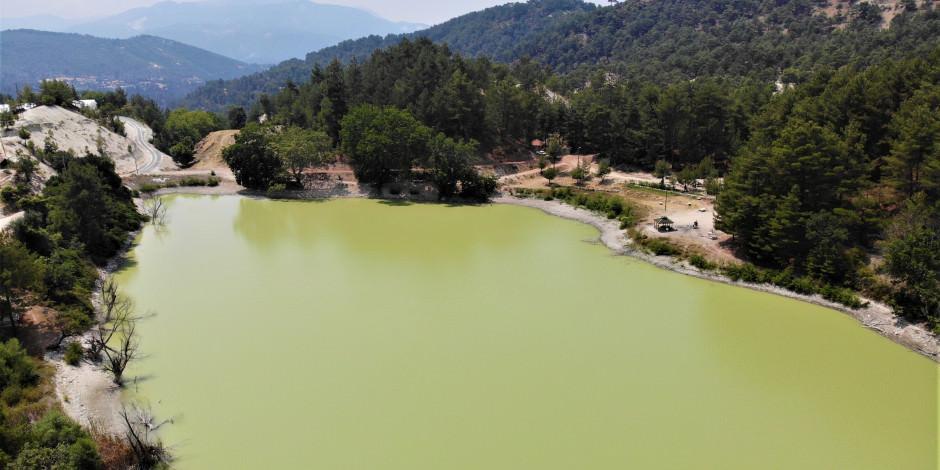 Dağların arasında kalmış saklı bir cennet: Kusuru Gölü