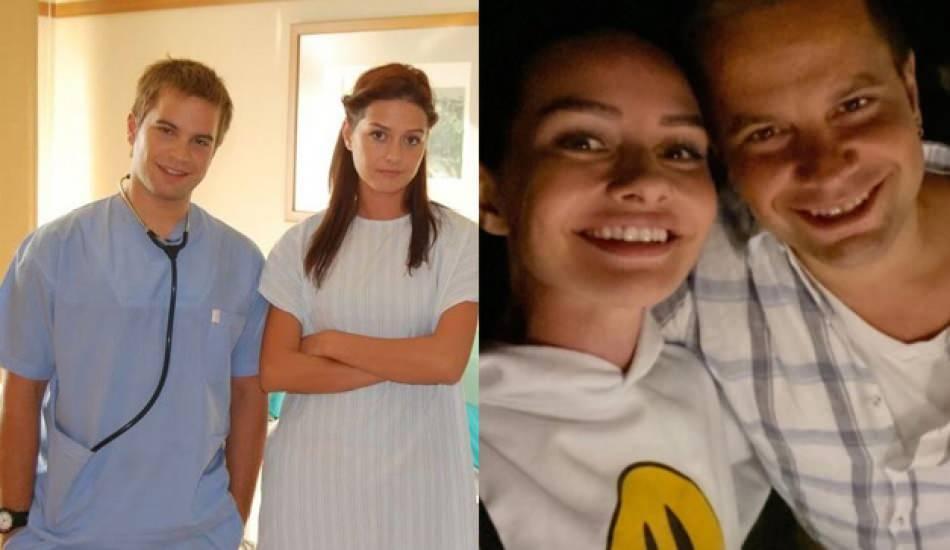 Doktorlar dizisinin Ela'sı Yasemin Özilhan ve Hasan'ı Yağmur Atacan 10 yıl sonra buluştu!