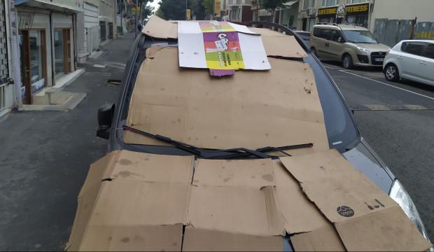 Dolu alarmı sonrası araç sahipleri panikte! Kasko dolu hasarını karşılar mı?