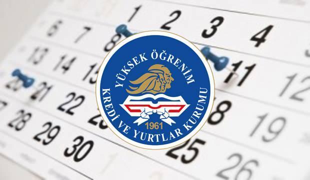 KYK başvuruları ne zaman başlayacak? 2020 GSB KYK başvuru tarihleri açıklandı mı?