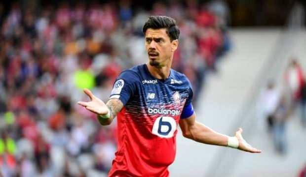 Lille'de takım kaptanı Fonte, koronavirüse yakalandı