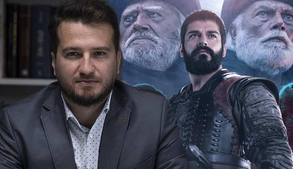 """Mehmet Bozdağ'dan çarpıcı """"Osman Bey"""" açıklaması! Cüneyt Arkın'dan teşekkür..."""