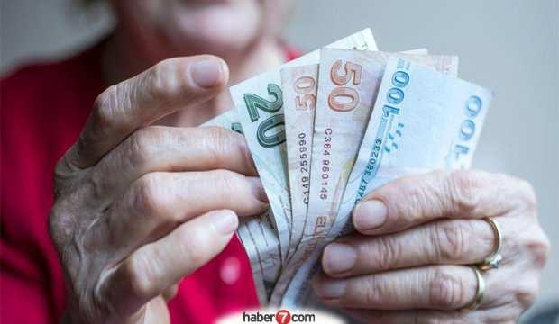 2021 en düşük emekli maaşı kaç TL olacak?