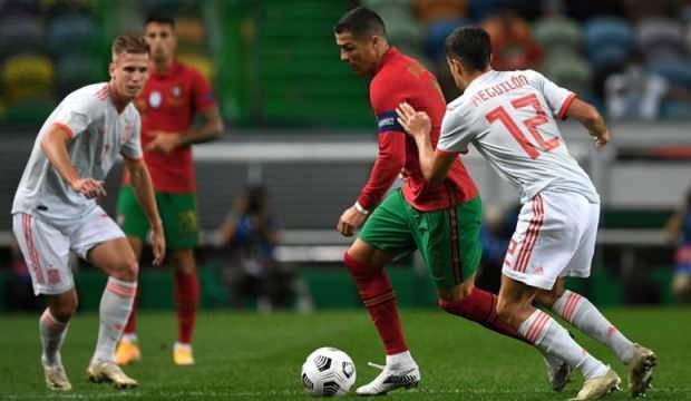 Portekiz ile İspanya yenişemedi: 0-0