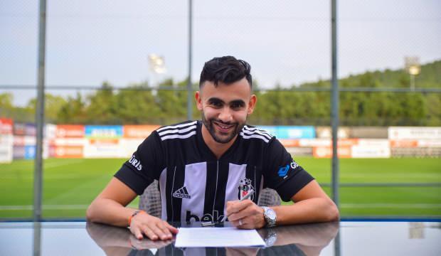 Rachid Ghezzal resmen Beşiktaş'ta!