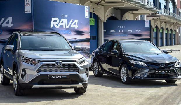 Toyota'da tarihi dönüşüm başlıyor