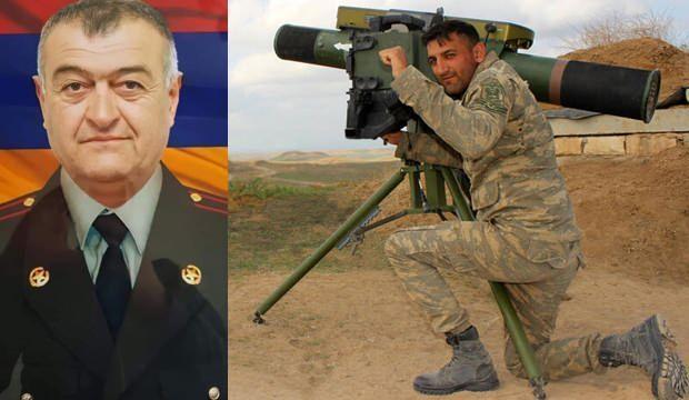 Ermenistan'ı tek başına bitiren asker! 'Dehşet' lakaplı komutan öldürüldü