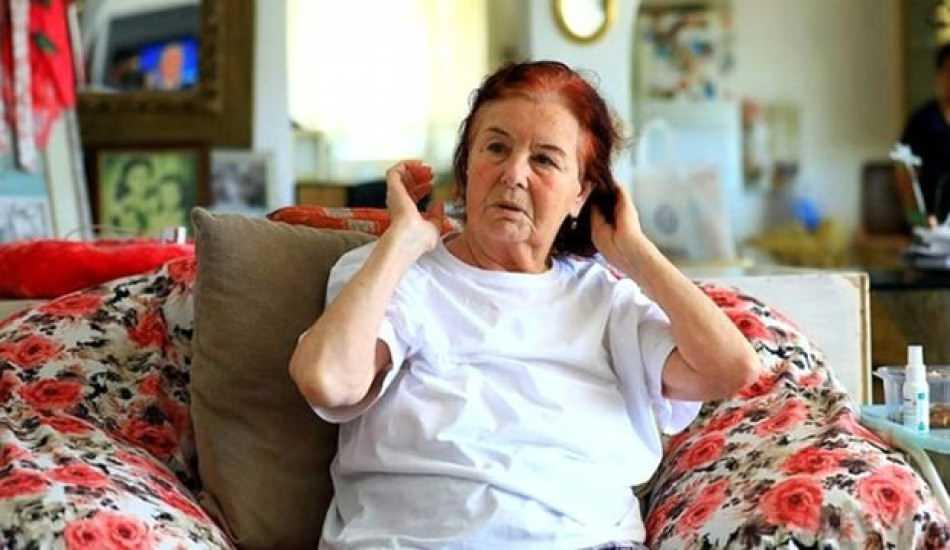 Yeşilçam'ın usta oyuncusu Fatma Girik, son halini paylaştı