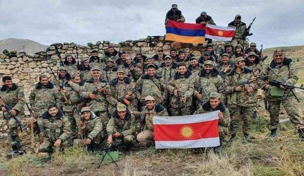 Ermenistan şimdi de Yezidileri savaştırmaya başladı