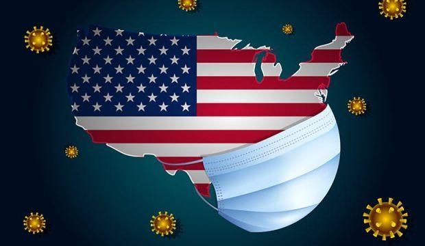 ABD'de korona kabusu: 10 eyalet rekor kırdı