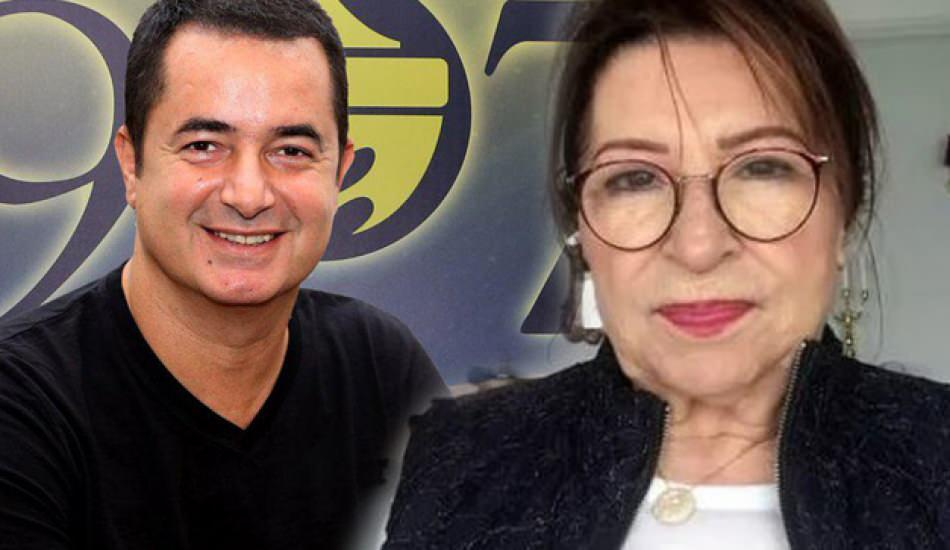 Acun Ilıcalı'dan Kırmızı Oda'nın yazarı Gülseren Budayıcıoğlu paylaşımı!