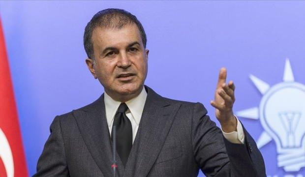 AK Parti Sözcüsü Çelik: 'Ermenistan haydut devlet gibi davranıyor'