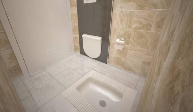 Alaturka tuvalet nasıl temizlenir? Kararmış tuvalet taşını beyazlatmanın püf noktaları...