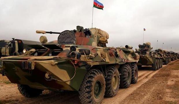 Azerbaycan ordusu, 3 bölgeye daha bayrağı dikti!