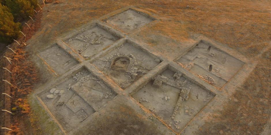Denizli'de tarihe ışık tutan 8 bin 600 yıllık keşif