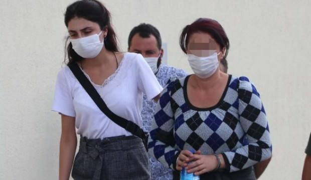 Evinde uyuşturucu ticareti yapan kadın yakalandı