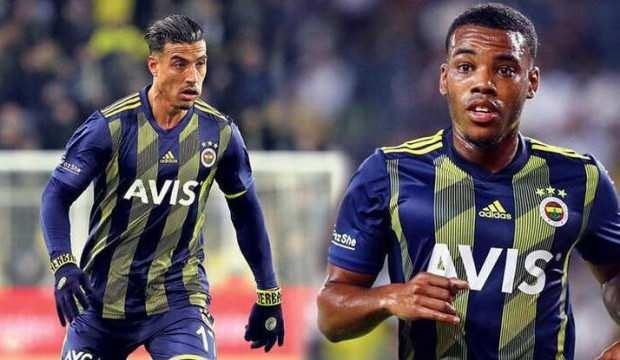 Fenerbahçe'de, Dirar ve Rodrigues krizi!