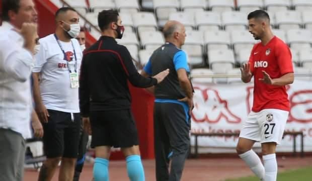 Gaziantep FK'da Mirallas şoku!