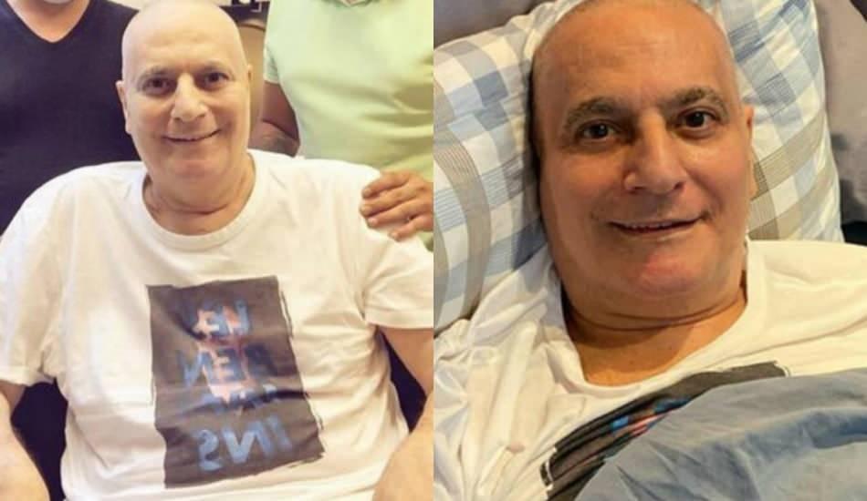 İki aydır kök hücre tedavisi gören Mehmet Ali Erbil'den yeni paylaşım!