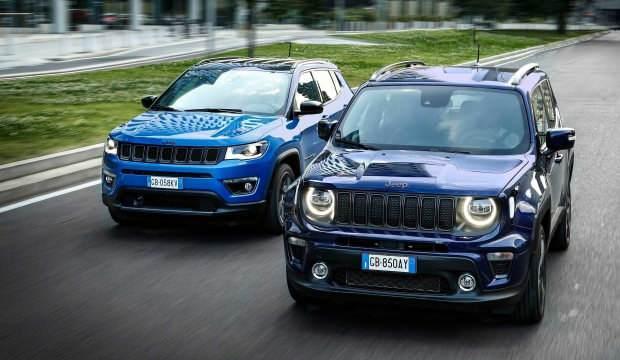 Jeep Renegade ve Compass'ta nisan kampası