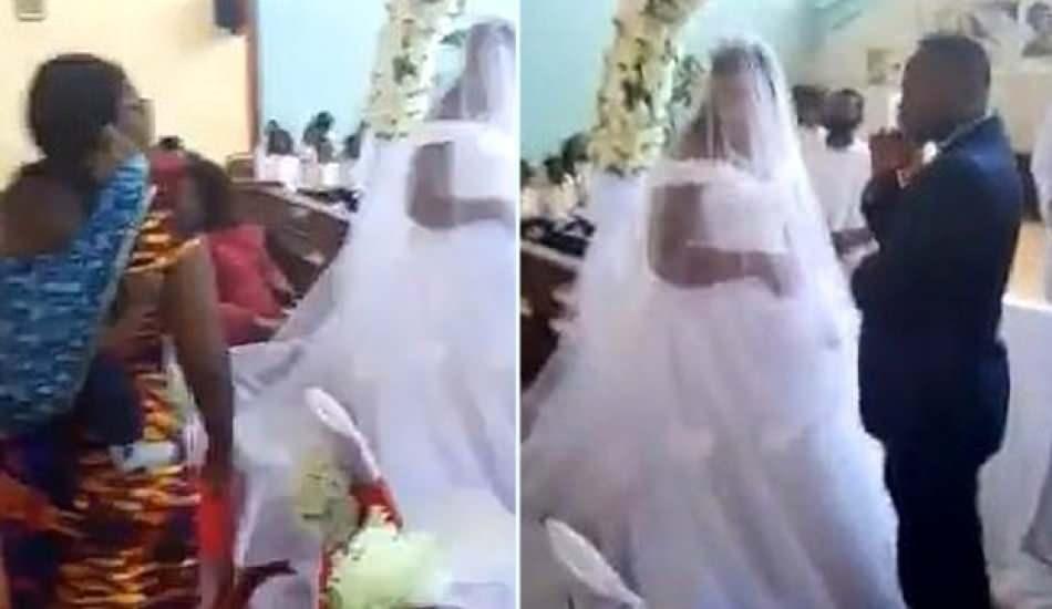Şehir dışına çıkan adam düğün yaptı! Karısına yakalandı...