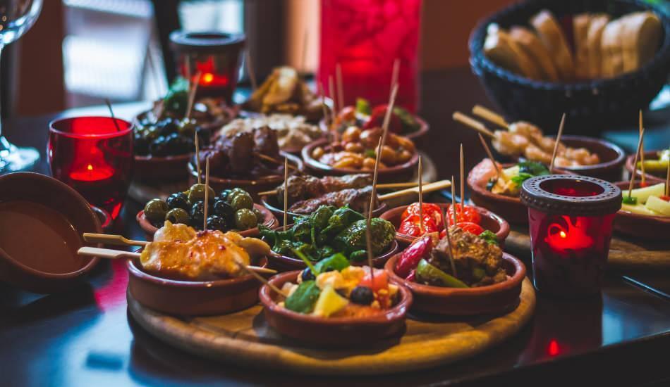 Tapas nedir ve evde tapas nasıl yapılır?  İspanya'nın leziz yemeği Tapas tarifi