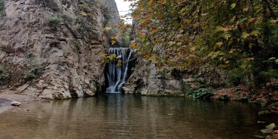 Tarih içindeki doğal güzellik Yarhisar Şelalesi
