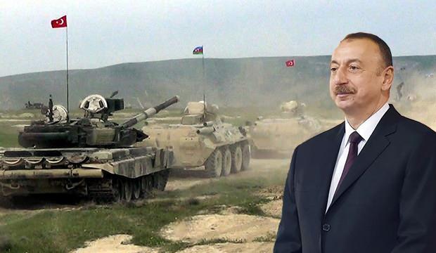 Türkiye, Azerbaycan'da askeri üs mü kuruyor! Aliyev cevapladı - DÜNYA  Haberleri