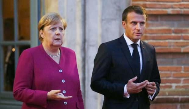 Türkiye'nin hamlesi sonrası Almanya ve Fransa'dan küstah çıkış!