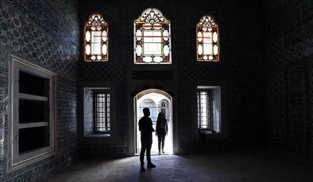 Topkapı Sarayı'nın Harem bölümünün en çok ilgi gören 3 kısmı açıldı