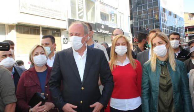 Muharrem İnce'den 'CHP' açıklaması!