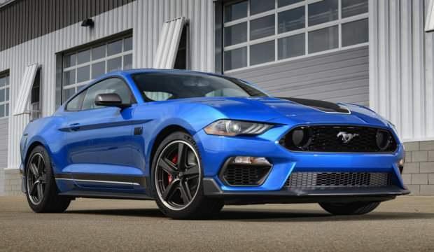 2020 Ford Mustang Mach 1 Avrupa'ya geldi