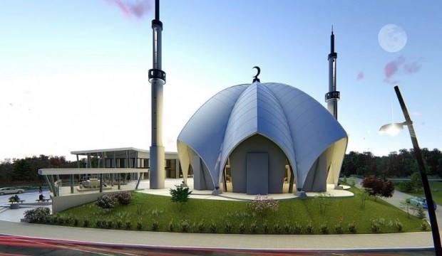 Aksaray'da Bedir Muhtar Cami ve Külliyesi'nin temeli atılıyor