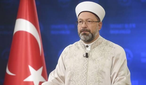 Ali Erbaş: Din ile bilim arasında bir ayrışma söz konusu değildir