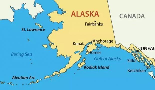 Amerika'da deprem: Tsunami uyarısı verildi