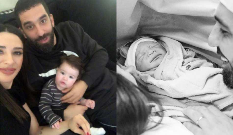 Arda Turan oğlu Hamza Arda'nın doğum gününü kutladı! Rekor beğeni yorum geldi...