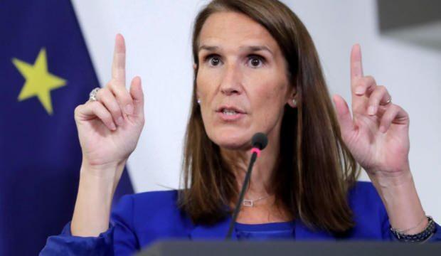 Belçika Dışişleri Bakanı Sophie Wilmes yoğun bakımda