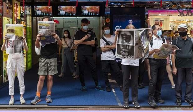 Çin, İngiltere'nin Hong Konglular için çıkarttığı pasaportları tanımayabileceğini açıkladı