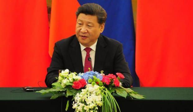 Çin'de orduya savaşa hazırlık talimatı