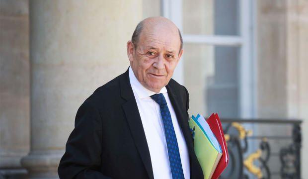 Dışişleri Bakanlığından, Fransa Dışişleri Bakanı Le Drian'ın açıklamasına tepki