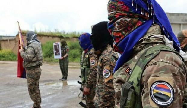 Ermenistan, Şuşa'ya Suriye ve Irak'tan getirilen PKK'lı teröristleri yerleştirdi