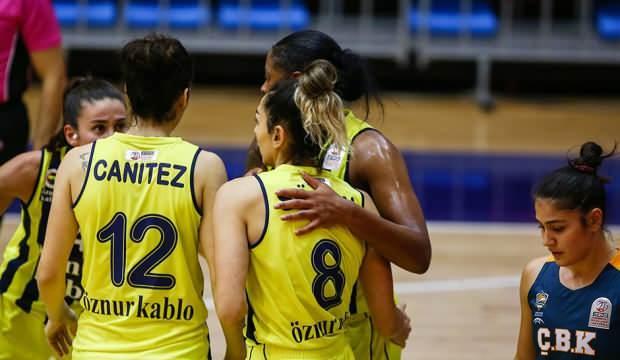 Fenerbahçe Öznur Kablo, 4'te 4 ile başladı