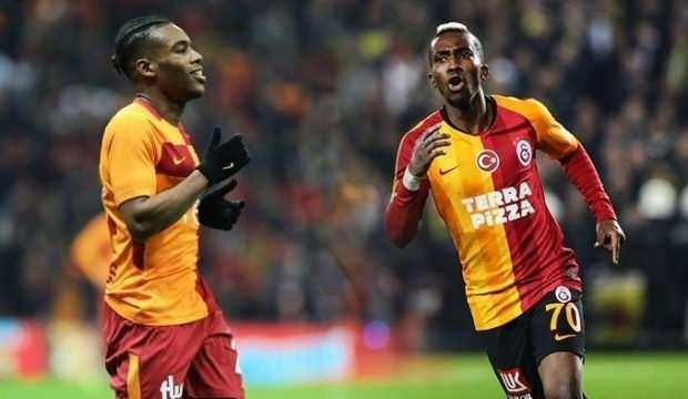 Galatasaray'ın Henry Onyekuru ve Garry Rodrigues hazırlığı