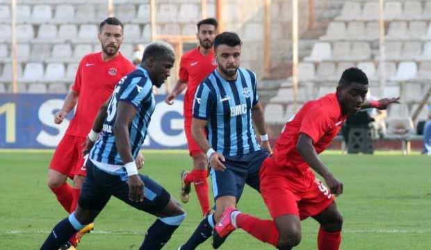 Gol düellosunun galibi Adana Demirspor!